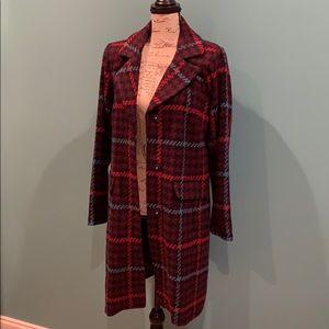 Isaac Mizrahi Coat NEW Reg $169